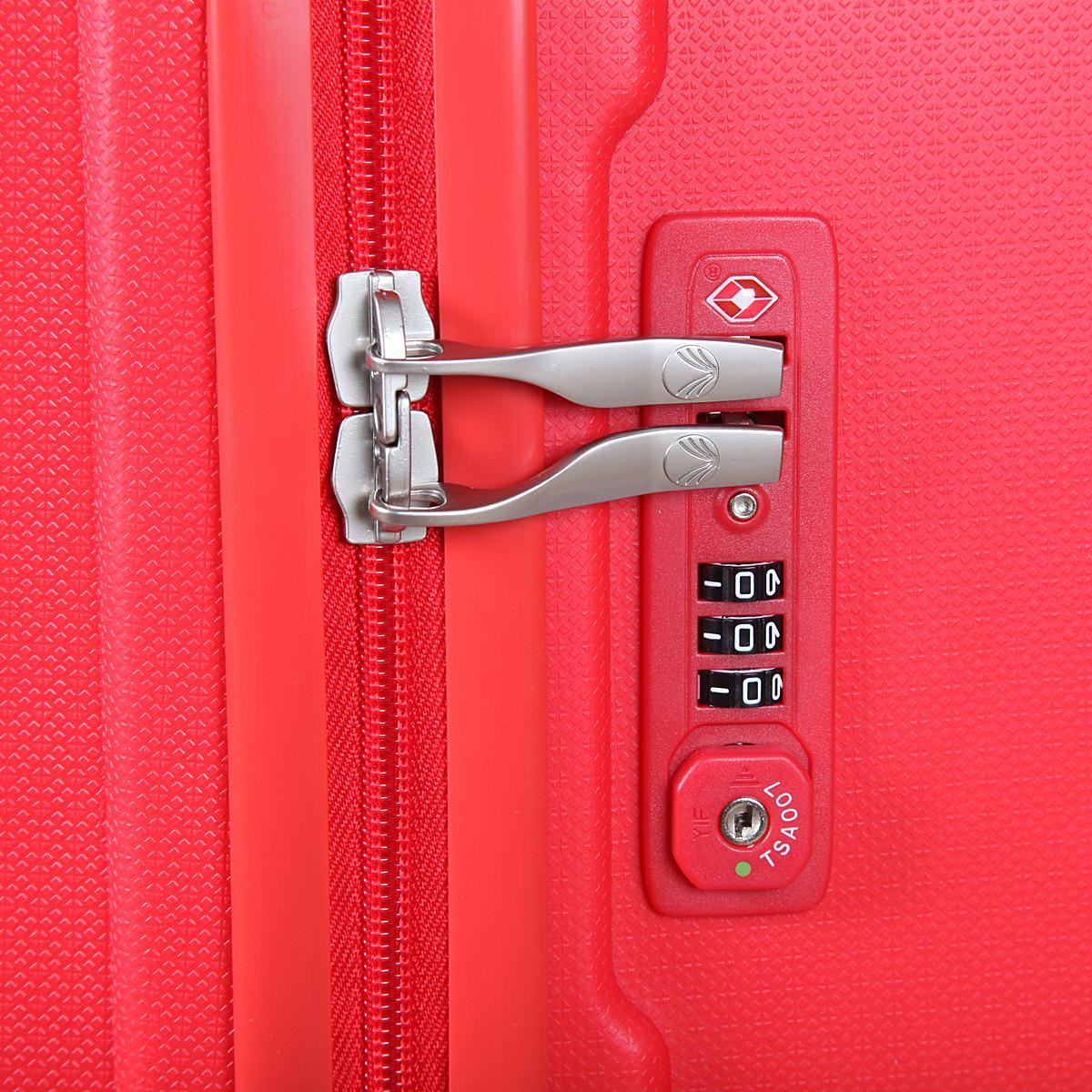 замки TSA для дорожного чемодана