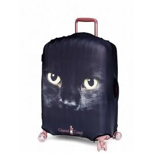 "Чехол для чемодана ""Gianni Conti"", Багира, размер L"