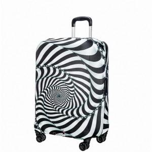 """Чехол для чемодана """"Gianni Conti"""", бесконечность, размер L"""