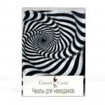 """Чехол для чемодана """"Gianni Conti"""", бесконечность, размер M"""