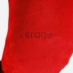 """Дорожная подушка """"Verage"""" цвет темно-красный"""