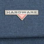 "Чемодан ""HARDWARE"" серия ULTRA LIGHTWEIGHT, темно-синий, размер M (72/82л)"