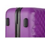 Чемодан L`case®️ PHATTHAYA, перламутровый пурпурный, большой размер L