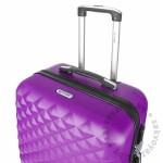 Чемодан L`case®️ PHATTHAYA, перламутровый пурпурный, средний размер