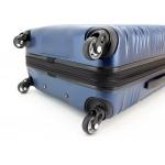 Чемодан Ricardo Beverly Hills®️, серия Santa Cruz, синий металлик, большой L