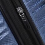 Чемодан Ricardo Beverly Hills®️, серия Santa Cruz, темно-синий перламутр, ручная кладь