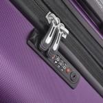Чемодан Ricardo Beverly Hills®️, серия Santa Cruz, фиолетовый металлик, большой L