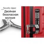 """Чемодан """"Verage"""" красный кардинал, размер S, ручная кладь (40/54л)"""