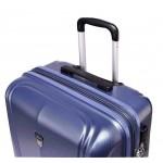 "Чемодан ""Verage"", пурпурно-синий, размер S (37/49л)"