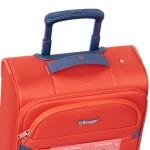 """Чемодан """"Verage"""", серия FLIGHT, цвет апельсина, ручная кладь, размер S (33л)"""