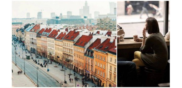 Дешевые номера во многих отелях Польши двухместный номер можно снять всего за 9 евро