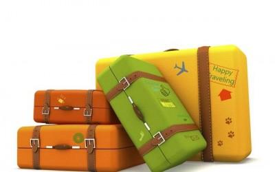 Какой чемодан выбрать [СОВЕТЫ]
