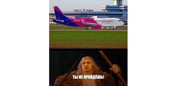 Лоукостов в Нацаэропорту не будет а лоукосты хотят в Беларусь