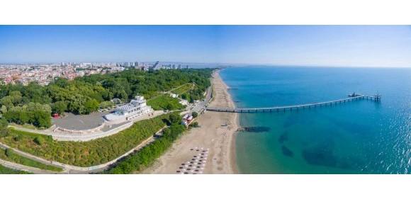 Летим на Черное море, в Бургас, в начале сентября всего за 11 евро в одну сторону