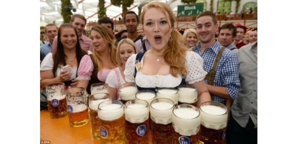 Пивной фестиваль Октоберфест в 2018 году из Варшавы всего за 32 евро туда обратно