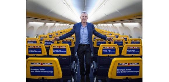 Ryanair будет летать еще в 5 городов Украины