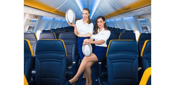 Ryanair сокращает время для бесплатной онлайн-регистрации!