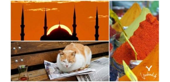 Путешествие по Турции за 112 евро