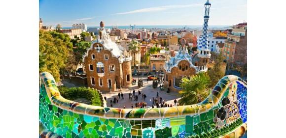 Барселона: номер в 4-звездочном отеле всего за 24,5 евро/ночь за двухместный номер