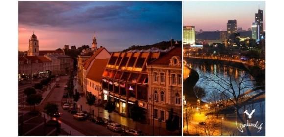 Прямо в центр Вильнюса из Минска можно за 9 евро