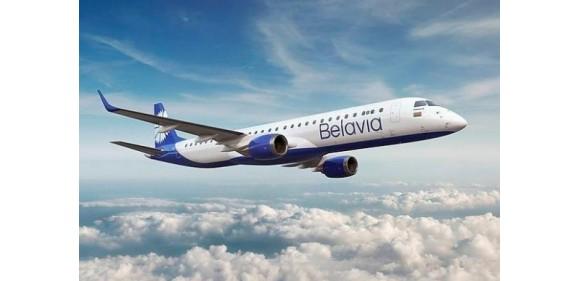 Полеты из Минска в Батуми за 154 евро туда-обратно прямыми рейсами на борту Белавии