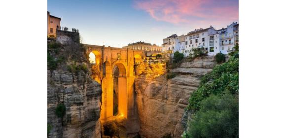 Испания город Ронда из Варшавы всего за 90 евро туда-обратно