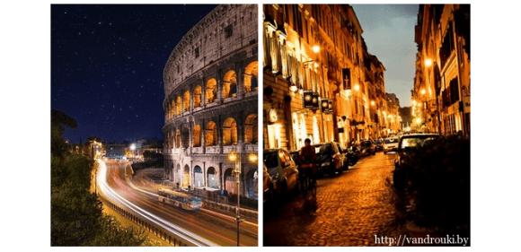 Отель в Риме 13 евро с человека за ночь 4-звезды