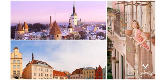 Тур по Прибалтике всего за 28 евро из Минска (Рига и Таллин)
