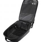 Рюкзак Eberhart®️ Legacy, черный, USB, полиуретан